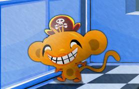 Marathon Monkey Go Happy 5