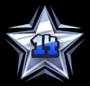 Level 14 star