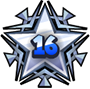 Level 16 star