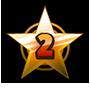 Level 2 star