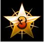 Level 3 star