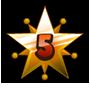 Level 5 star