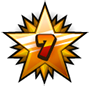 Level 7 star