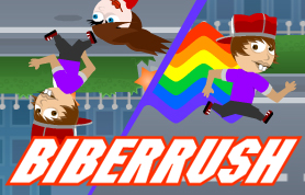 biberrush flash game