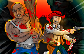Bloodbath Avenue flash game