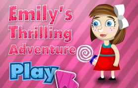 emilys thrilling adventure flash game