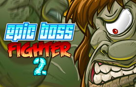 Epic Boss Fighter 2 flash game