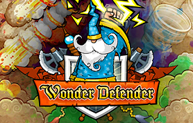 Wonder Defender flash game