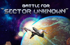 sector unknown 3d flash game