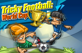 Football Stars World Cup flash game